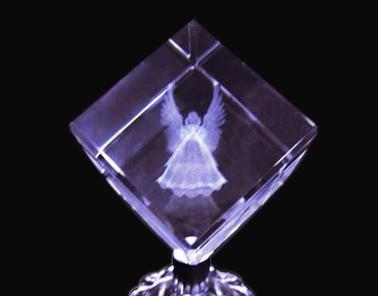 激光内雕机系列样品图片